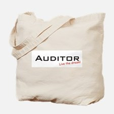 Auditor / Dream! Tote Bag
