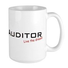 Auditor / Dream! Mug
