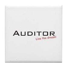 Auditor / Dream! Tile Coaster