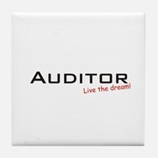 Auditor / Dream! Tile Coaster
