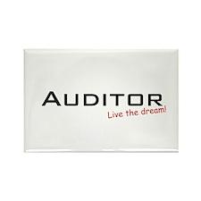 Auditor / Dream! Rectangle Magnet