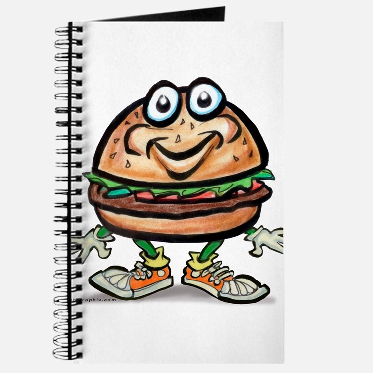 Cute Meaty Journal