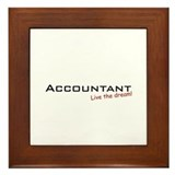 Accounting Framed Tiles