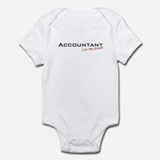 Accountant / Dream! Infant Bodysuit