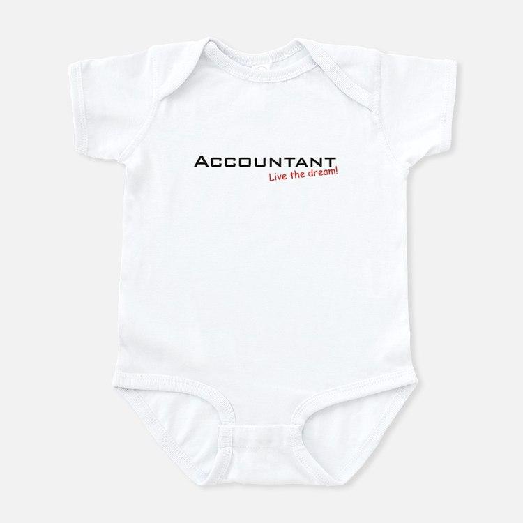 Accountant / Dream! Infant Bodysuit