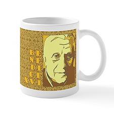 New Pope Benedict Father's Da Mug
