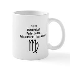 Virgo Small Mug
