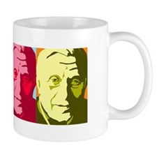 Papa Ratzi Pope Art - Pop Art Mug