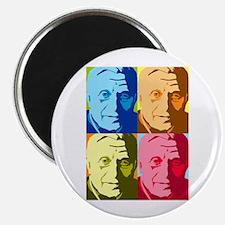 Paparatzi Pope Art - Pop Art Magnet