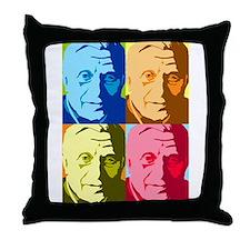 Paparatzi Pope Art - Pop Art Throw Pillow