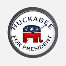 Huckabee for President Wall Clock