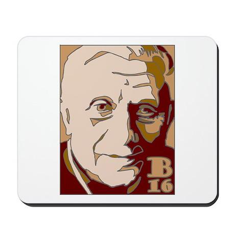 New Pope Benedict Father's Da Mousepad