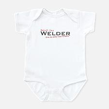I'm a Welder Infant Bodysuit