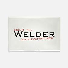 I'm a Welder Rectangle Magnet (100 pack)