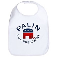 Palin for President Bib
