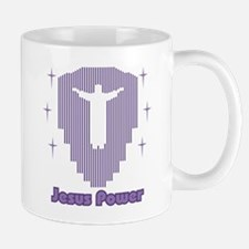Jesus Power Mug