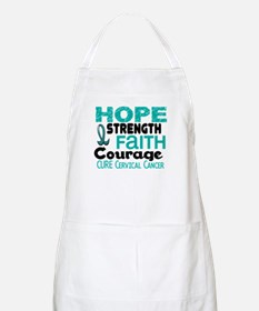 HOPE Cervical Cancer 3 BBQ Apron