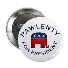 "Pawlenty for President 2.25"" Button"
