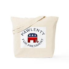 Pawlenty for President Tote Bag