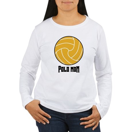 Polo Mom Women's Long Sleeve T-Shirt