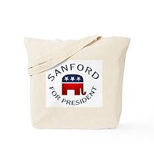 Sanford for President Tote Bag