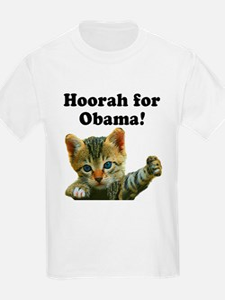Hoorah for Obama T-Shirt