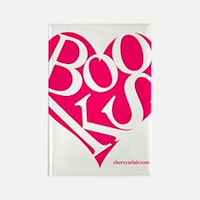 I Love Books! Rectangle Magnet