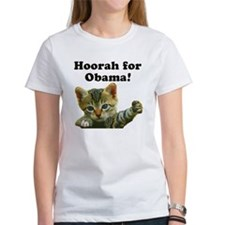 Hoorah for Obama Tee