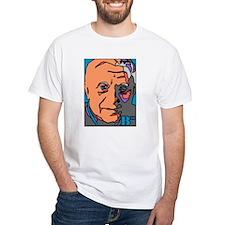 New Pope Papa Ratzi Stain Glass Shirt