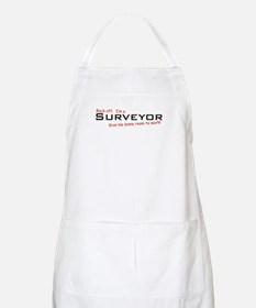 I'm a Surveyor BBQ Apron