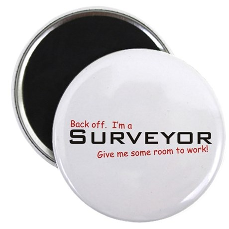I'm a Surveyor Magnet
