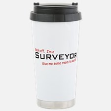 I'm a Surveyor Travel Mug