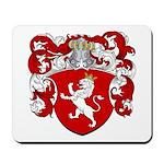 Van Bronckhorst Coat of Arms Mousepad