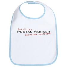 I'm a Postal Worker Bib