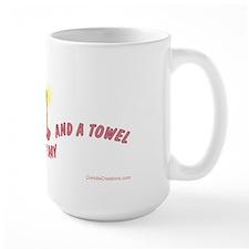 Sun & Towel - L. Mug - Wrap