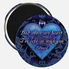 Edward's Heart-Twilight Magnet