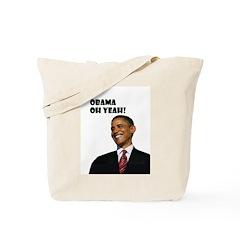 Obama Oh Yeah!Tote Bag
