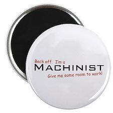 I'm a Machinist Magnet