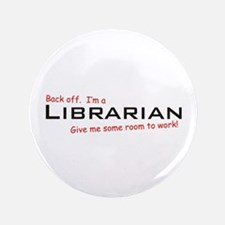 "I'm a Librarian 3.5"" Button (100 pack)"