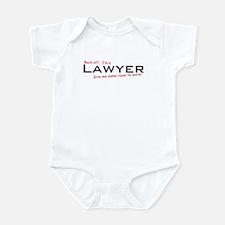I'm a Lawyer Infant Bodysuit