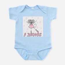 Mouse I Dance Infant Bodysuit