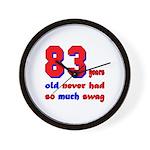 Heart Disease Survivor Wall Clock
