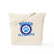 Boxer Rescue Tote Bag