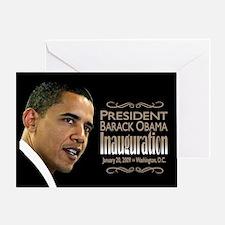 Inauguration Greeting Card