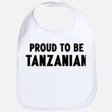 Proud to be Tanzanian Bib