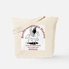RMH Wings Tote Bag