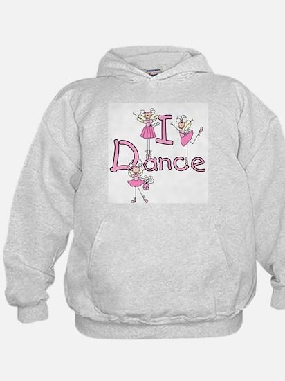 Ballerina I Dance Hoodie