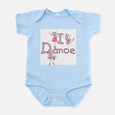 Ballerina I Dance Infant Bodysuit