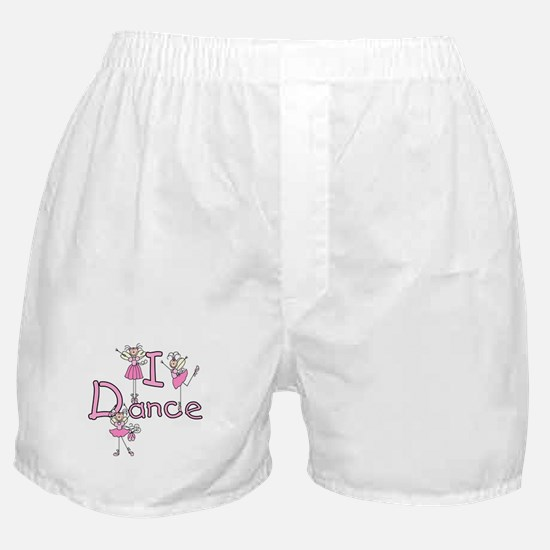 Ballerina I Dance Boxer Shorts
