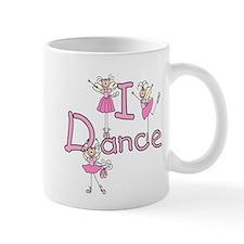 Ballerina I Dance Mug